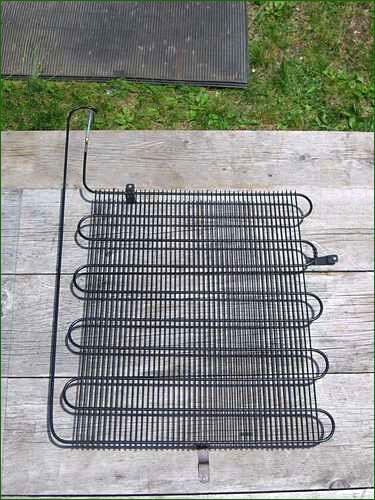 panneau solaire 3 changeur thermique - Panneau Solaire Thermique Fait Maison