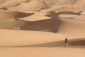 Voyage stage au Sahara en Mauritanie